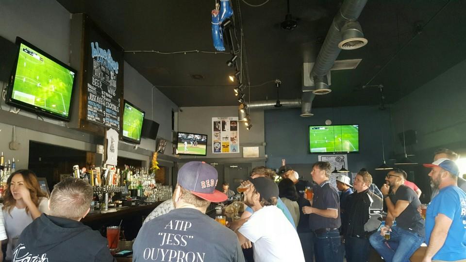 Soccer Bars of San Diego Part 1: Bluefoot Bar & Lounge, Shakespeare Pub & Princess Pub