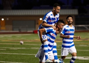 Albion Pros Win 2016 NPSL Southwest Conference