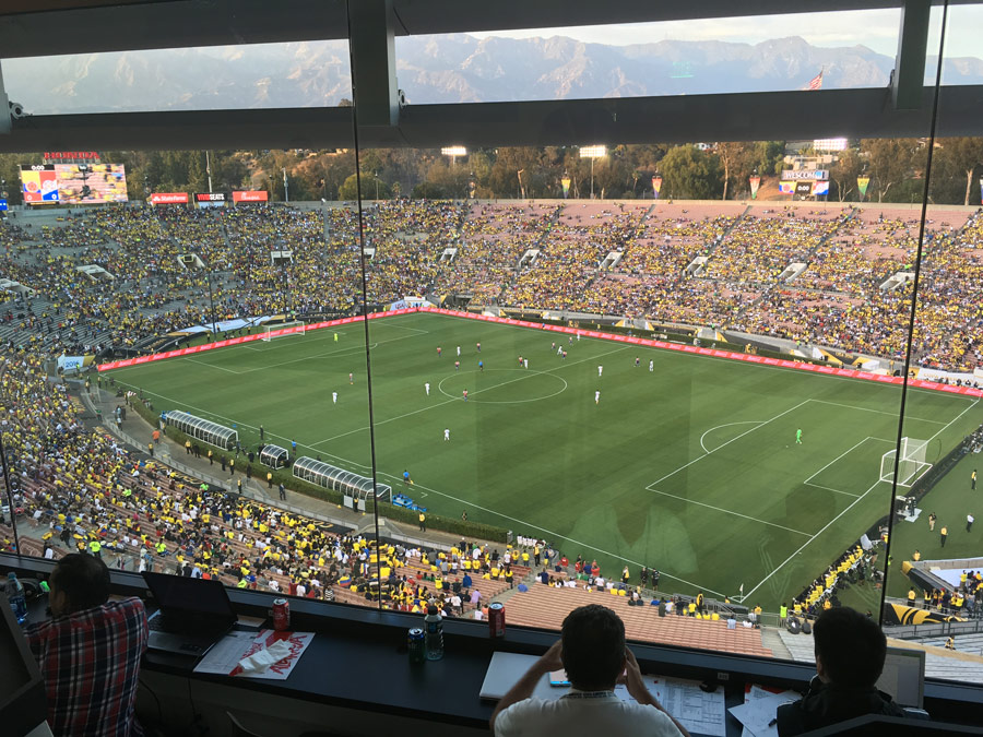 Picnics & Panic: Matchday 2 in Copa America Group A