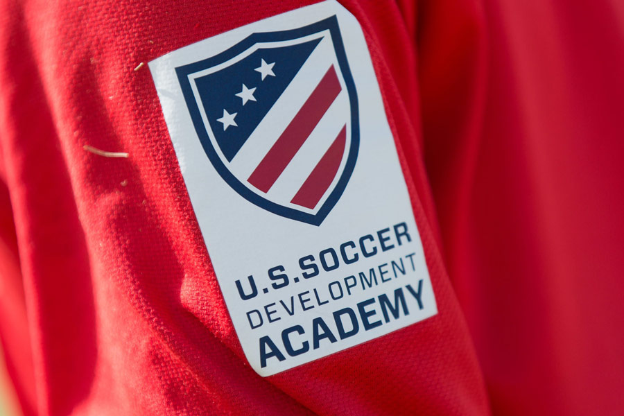 US Soccer Release 2016/17 Academy Schedule With 3 California Divisions For U-12 Age Group