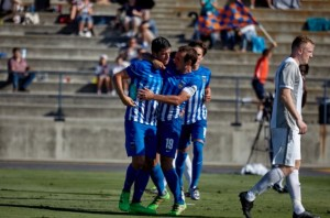 OC Blues Play to Entertaining Draw vs. Sacramento Republic