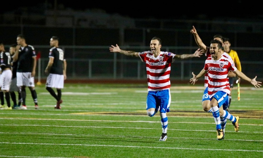 San Diego Albion Pros Win Historic Playoff Game