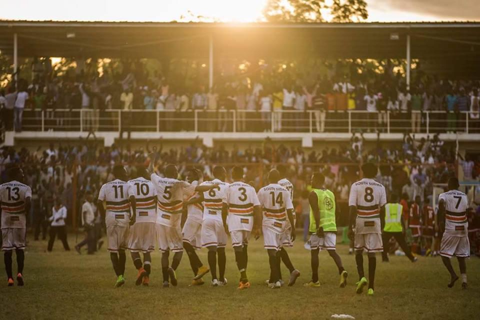 Duach Jock: Football For Peace South Sudan