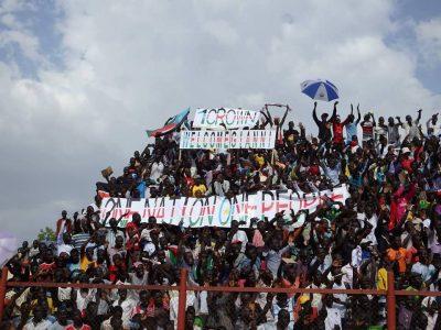 Football For Peace South Sudan 2
