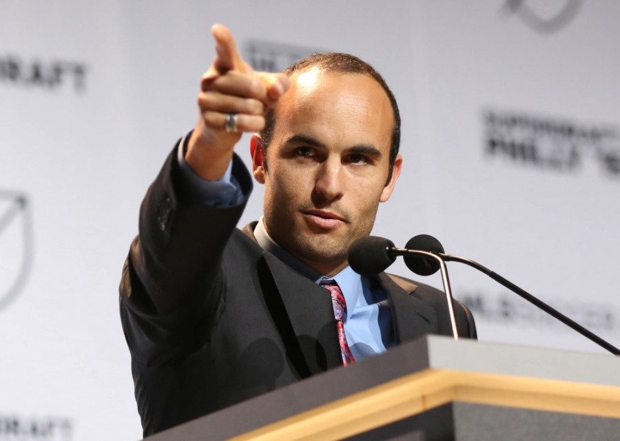 Catalyst Soccer Training with Landon Donovan
