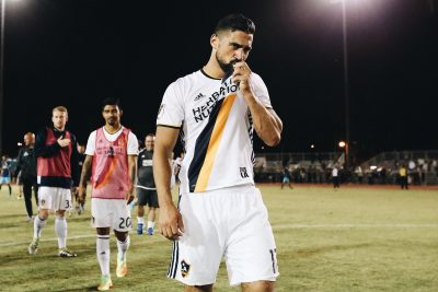LA Galaxy Beat Seattle Sounders to Advance to U.S. Open Cup Semifinal