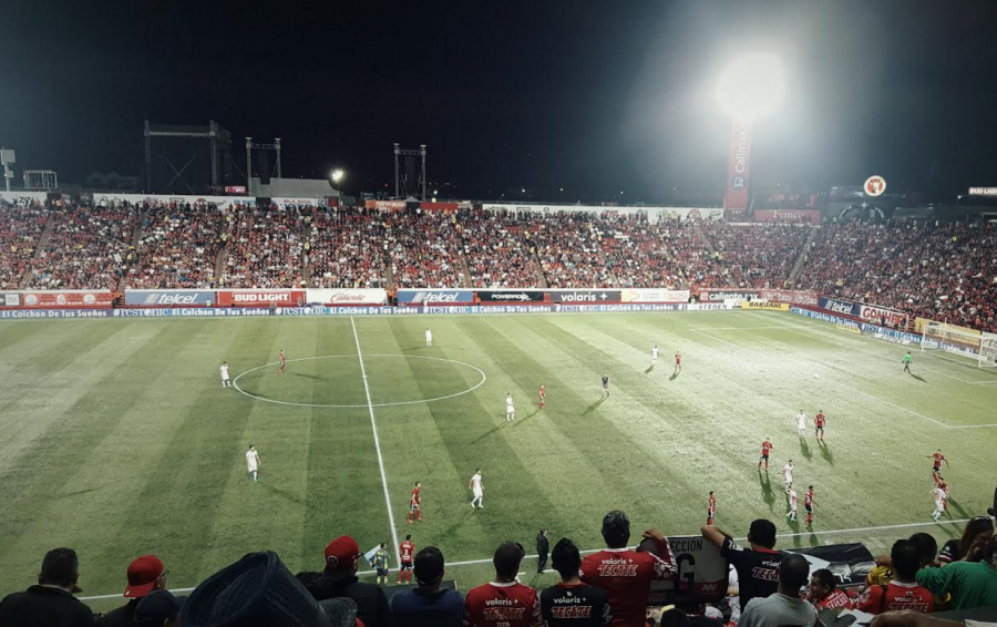"""Xolos Manager Miguel """"Piojo"""" Herrera Gains his First League Win at the Estadio Caliente"""