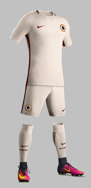 AS Roma Away Kit 16/17