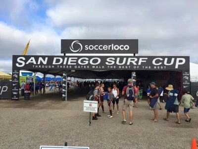 iSoccerPath x soccerloco Surf Cup