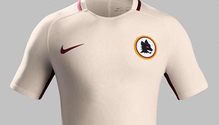AS Roma's 2016/17 Away Kit Revealed