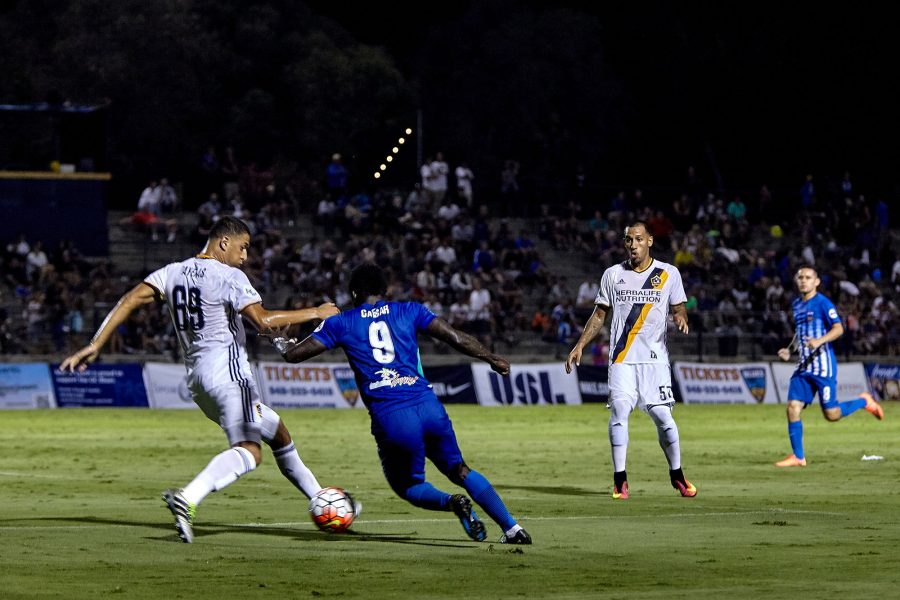 OC Blues Take Third 405 Derby of Season Against LA Galaxy II