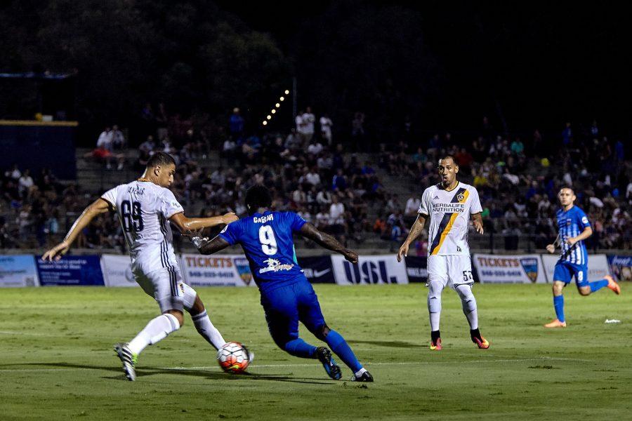 OC Blues Split Results, LA Galaxy II Grab Road Point in USL Action