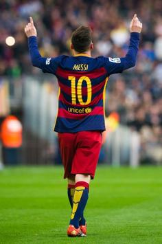Messi Double #1