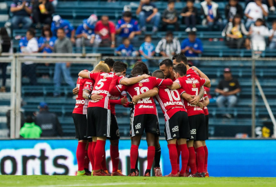 Club Tijuana Moves up to First Place in the Liga MX Standings