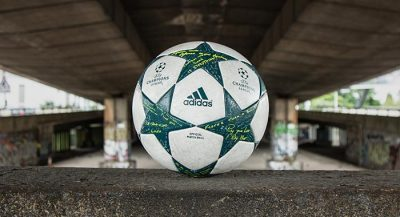 adidas Launches 2016/17 UEFA Champions League Match Ball