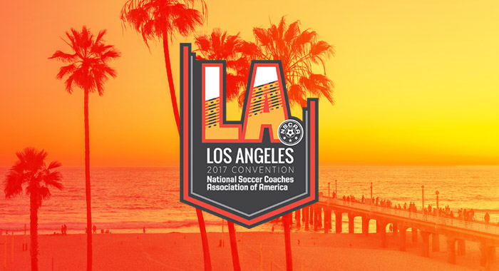 NSCAA Convention Comes to Los Angeles in 2017