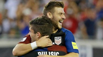 Arriola Scores Again for USA; Returns to Tijuana