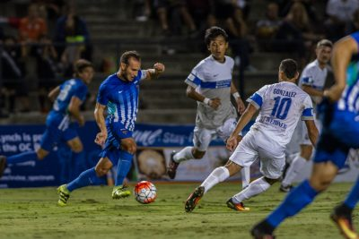 OC Blues Aim for History in Playoff Match-Up vs. Sacramento