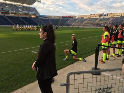 Seattle Reign FC Issue Statement Regarding Megan Rapinoe's Protest