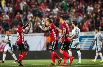 Club Tijuana 2-1 Queretaro: Xolos Move One Step Closer to the Playoffs