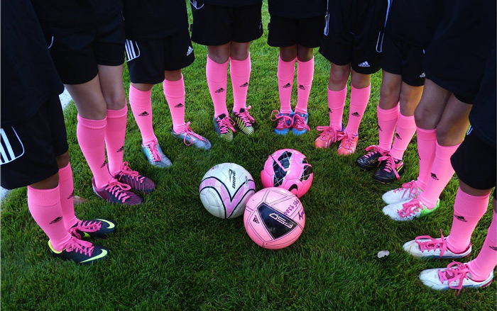 Join soccerloco in Making Breast Cancer a Thing of the Past