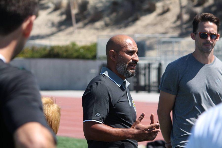 Soccer Nation Sitdown: Sergio Palafox (Part 1)