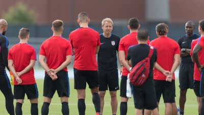 USMNT 23-Man Roster for Historic Friendly Against Cuba