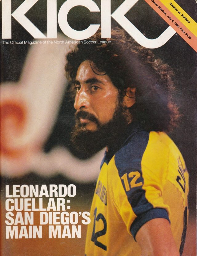 After a storied tenure with Pumas, Cuellar made 57 appearances for the original San Diego Sockers of the North American Soccer League
