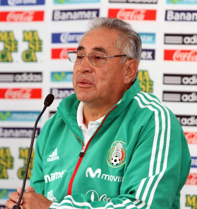 As the longtime manager of 'Las Tri', Cuellar helped Women's Soccer attain massive growth in Mexico