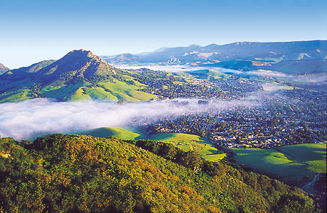 San Luis Obispo, California, a slice of heaven