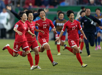 North Korean Dreams: U-20 Women's World Cup