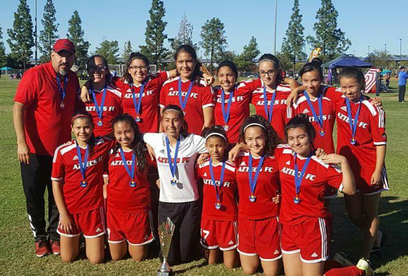 Presidio Cup - Aztecs FC