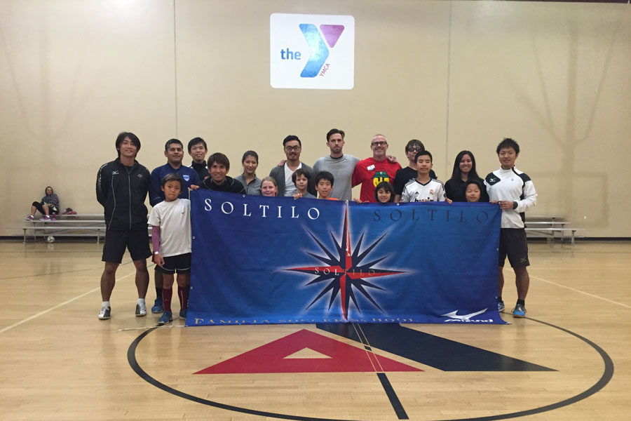 SOLTILO FC Hosts Successful Futsal Clinic at the Escondido YMCA