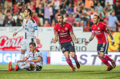 Club Tijuana's Five Best Players of the 2016 Apertura
