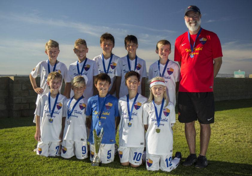 Presidio Cup - Total Futbol Academy SD