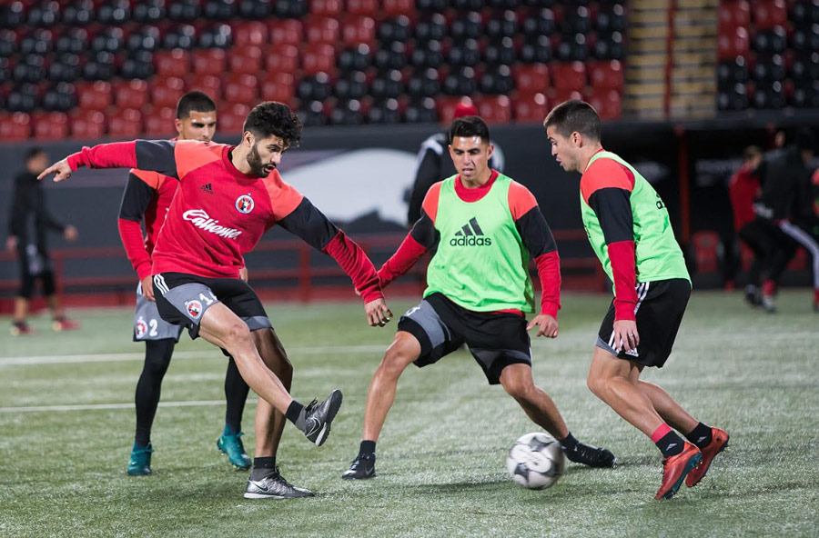 Club Tijuana Preseason: Atlas Set to Face Xolos in San Diego on December 28th