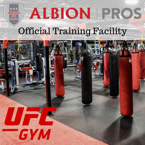 Albion Pros Announce Sponsorship Agreement With UFC Gym