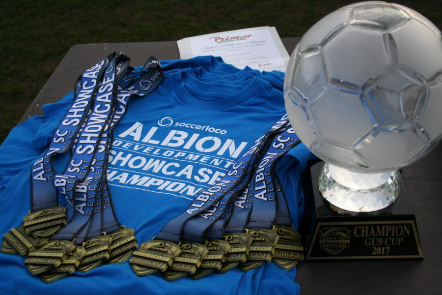 Albion SC Development Showcase 2017 Recap