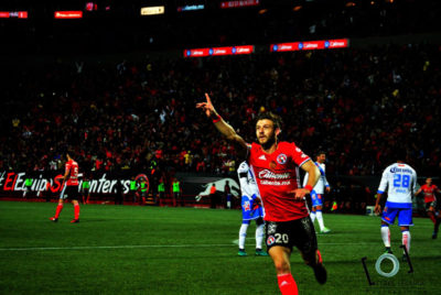 SoccerNation Exclusive: Paul Arriola and the first place Xolos