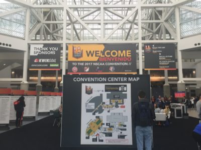 How the NSCAA is Like – and Unlike – Other Professional Conferences