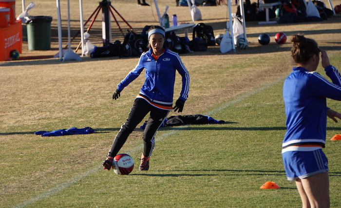 Crowder Earns First National Team Call Up For Hawaii Rush