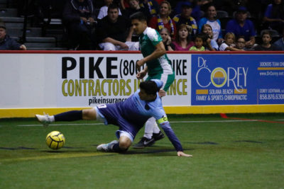 Arena Dreams: Kraig Chiles and San Diego Sockers on Quest for 15