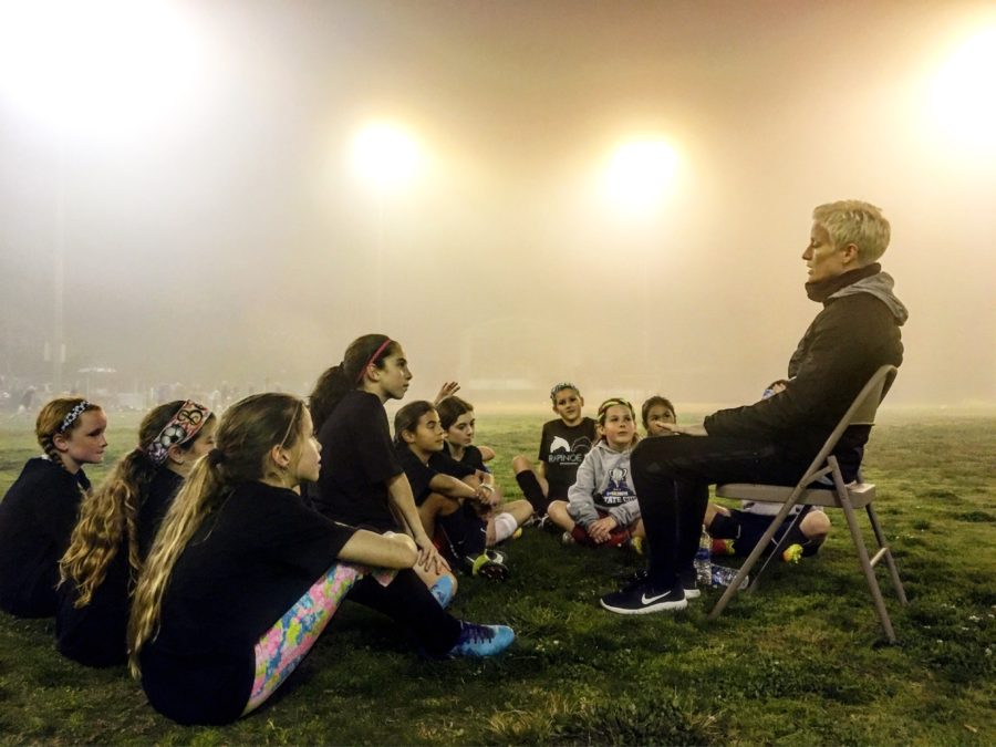SoccerNation Sitdown: Megan Rapinoe (Part 1)