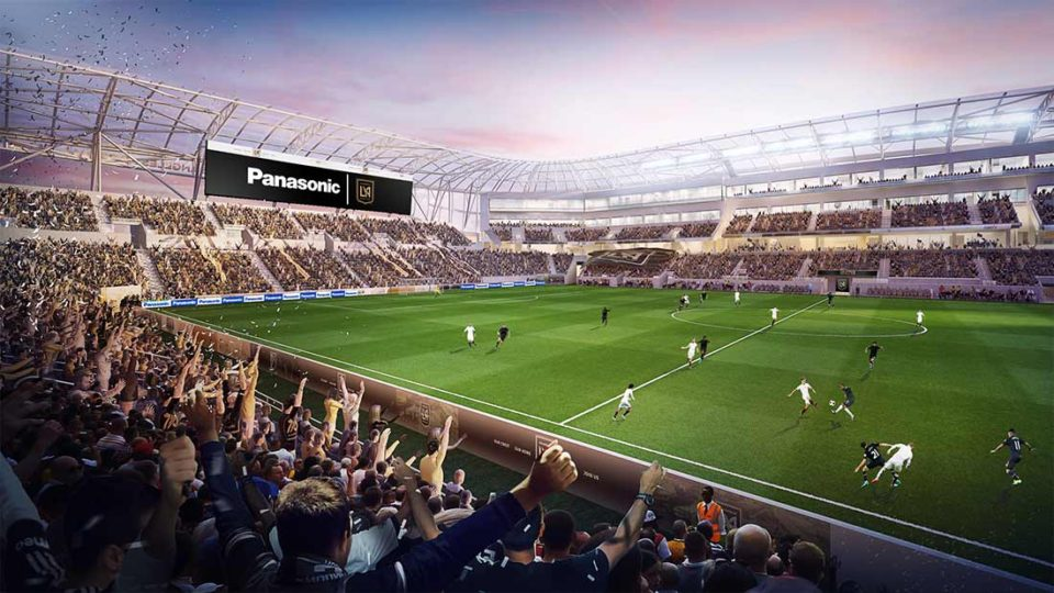 LAFC Add Latest Partner Ahead of Inaugural Season, Panasonic