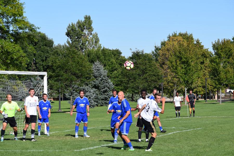 Colorado Rush and Club El Azul Reunited in Fierce UPSL Rivalry