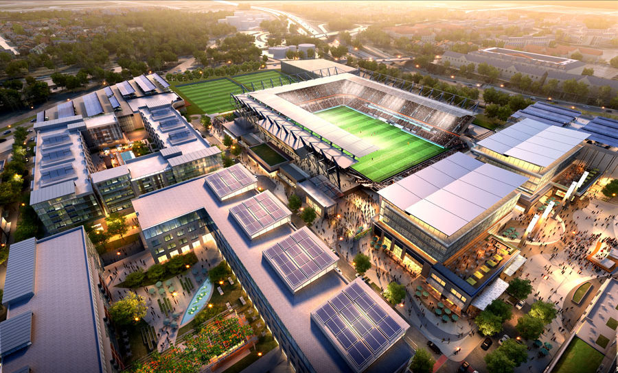 Details Revealed for FS Investors' Plan for Soccer City San Diego