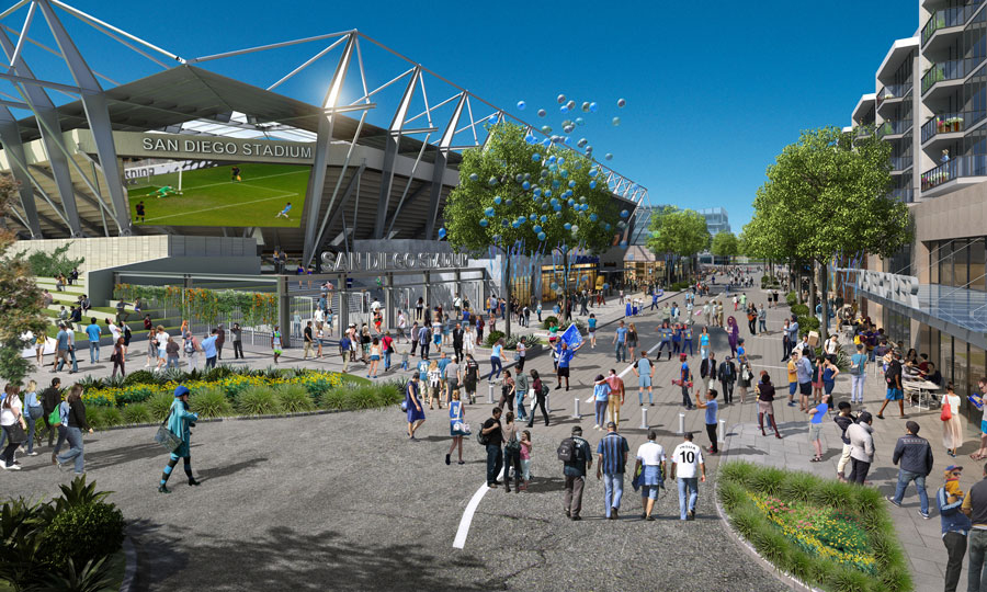 How SoccerCity SD and SDSU Can Strike a Deal in Mission Valley