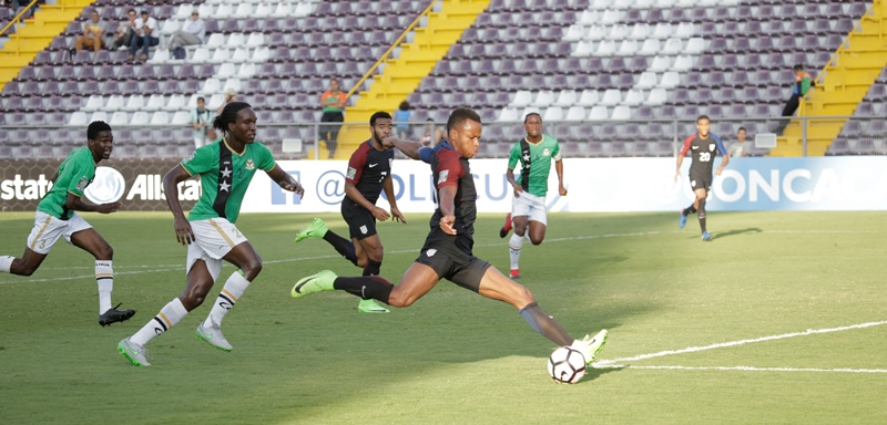 Preview: U.S. U-20's Face Mexico In Crucial Classification Stage Match At 3:00 PM Today
