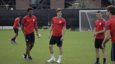 4 California Natives Named To Roster For U-20 CONCACAF Championship