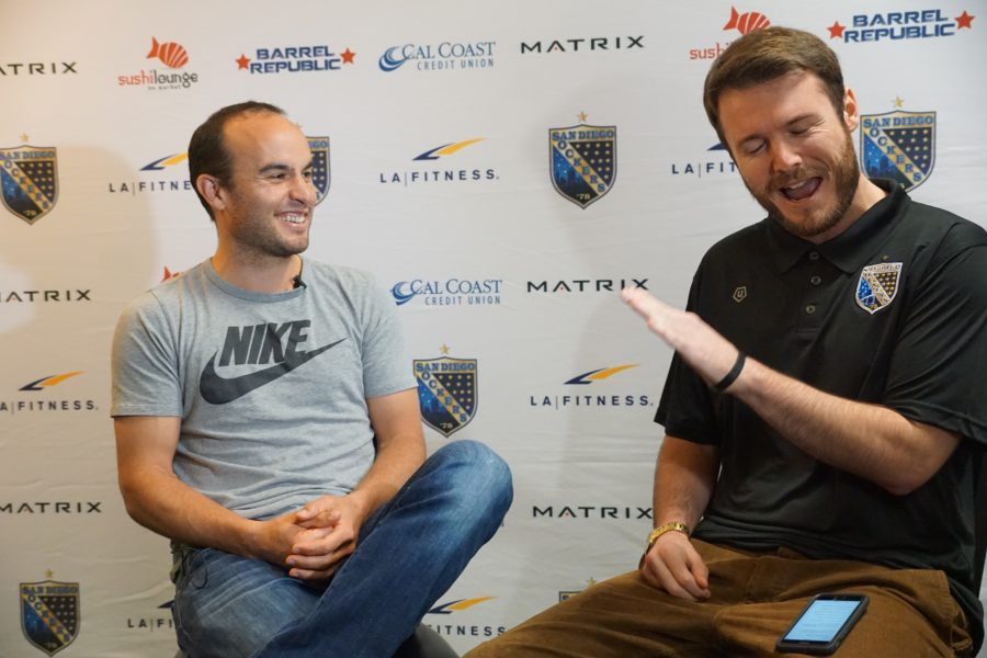 SoccerNation Sitdown: Landon Donovan – Part Three
